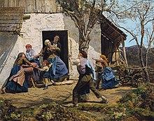 Wiedergenesene was taken from Hermann Eissler (Source: Wikimedia)