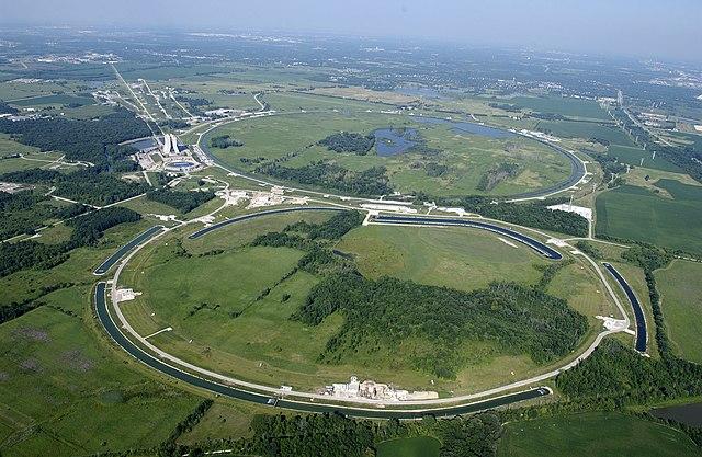 Data från Fermilab tyder på att man kan ha hittat Higgs boson.