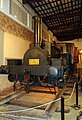 Ferrocarriles Argentinos, La Porteña, Museo Enrique Udaondo.jpg