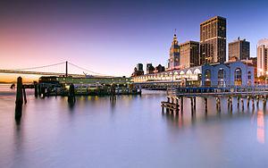 Ferry Building -- Port of San Francisco.jpg