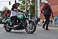 Fiestas Patrias Parade, South Park, Seattle, 2017 - 203 - Hollywood B and the West Coast Connections stunt team.jpg