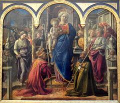 Barbadori Altarpiece