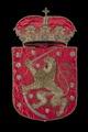 Finlands statsvapen med lejon, 1660 - Livrustkammaren - 108733.tif