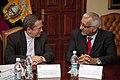 Firma del Memorandum de Entendimiento con la República Árabe Saharaui Democrática (7558430774).jpg