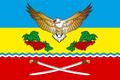 Flag of Kalininskoe (Tsimlyansky District).png