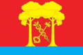 Flag of Perevalovskoe (Tyumen oblast).png