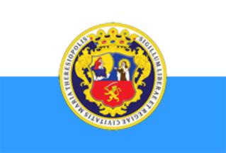 Subotica – vlajka