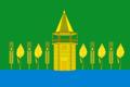 Flag of Tiinskoe (Ulyanovsk oblast).png