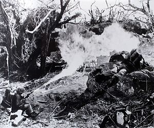 Flamethrower in Tarawa jungle.jpg