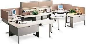 Modular design - Modular workstations