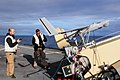 Flickr - Official U.S. Navy Imagery - Men perform pre-flight checks on an unmanned aerial vehicle before launch..jpg