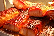 Flickr bokchoi-snowpea 4266923676--Roast peameal bacon.jpg