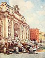 Fontana di Trevi by Alberto Pisa (1905).jpg