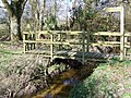 Footbridge near Crow - geograph.org.uk - 1186575.jpg