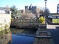 Footbridge over River Dour - geograph.org.uk - 1181195.jpg