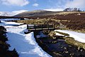 Footbridge over Salehow Beck - geograph.org.uk - 1743839.jpg
