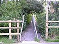 Footpath to Stoke Park Estate - geograph.org.uk - 1438205.jpg