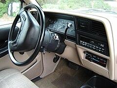 1993 1994 Ranger Dashboard 1989 1992 Are Similar