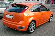Ford Focus Paint Code Lb