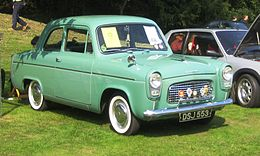 Ford Popular 1959 photo 2008 Castle Hedingham.JPG