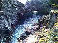 Formação geológicas costeiras, Fajã de Santo Amaro, Velas, São Jorge, Açores.JPG