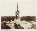 Fotografi av Albert Memorial. London, England - Hallwylska museet - 105929.tif
