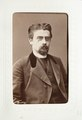 Fotografiporträtt på Curt Wallis, 1860 - 1890 - Hallwylska museet - 107599.tif
