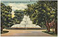 Fountain in beautiful Forsyth Park, Savannah, Ga. (8368129044).jpg