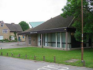 Grey College, Durham - Fountains Hall, Grey College