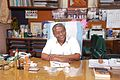 Fr. Felix Raj in his office.jpg