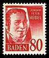 Fr. Zone Baden 1948 36 Johann Peter Hebel.jpg