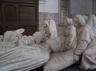 Tomb of Francis II, Duke of Brittany - Image: Francis Tomb