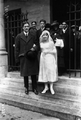 Francis Pélissier mariage 1920.png