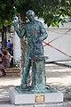 Francisco Asorey. Estatua. Cambados- Galiza. CBD11.jpg