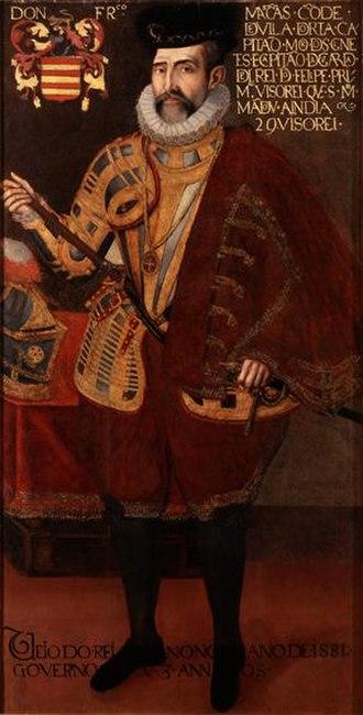 Francisco de Mascarenhas - Image: Francisco de Mascarenha