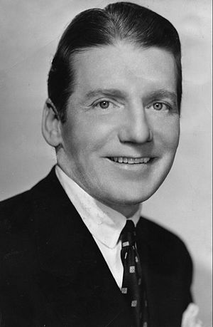 Frank Fay (American actor) - in 1936