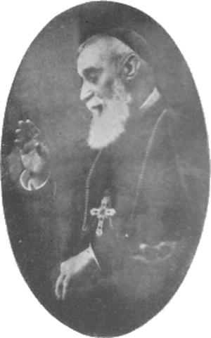 José María Amigó Ferrer - Image: Fray Luis Amigo