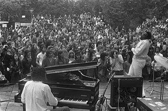Freddie King - King in Amsterdam, 1973