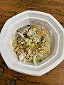 Fried rice of ajiichi, ramen fes at Tokyo City Keiba at Oi racecourse (46491130071).jpg