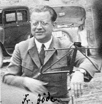 Fritz Jöde