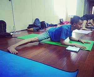 Yoga for therapeutic purposes - Wikipedia