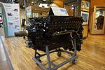 Frontiers of Flight Museum December 2015 056 (Rolls-Royce Merlin engine).jpg