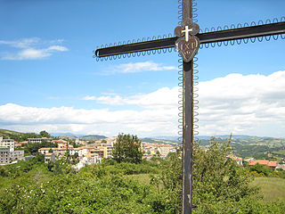Frosolone Comune in Molise, Italy