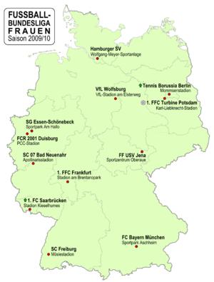 FrauenfuГџball Bundesliga