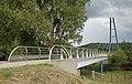 Fussgängerbrücke über die Alzette Helmsange Bereldange 01.jpg