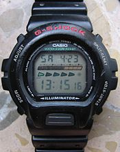 G-Shock - Wikipedia, the free encyclopedia