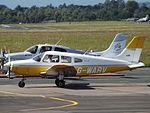 G-WARV Piper Cherokee Warrior 28 (29537465686).jpg