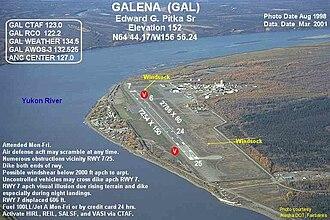Edward G. Pitka Sr. Airport - Image: GAL i