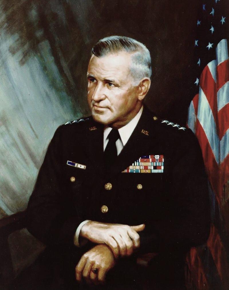 GEN Creighton W Abrams