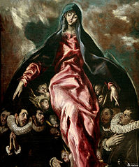 The Madonna of Charity